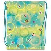 Nekupto Miss Cool Športová taška Sova Hravá & kreatívne 41 x 33,5 cm