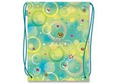 Nekupto Miss Cool Sportovní taška Sova Hravá & kreativní 41 x 33,5 cm
