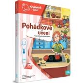 Albi Kúzelné čítanie interaktívne hovoriace kniha Rozprávkové učenia