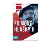Albi Kvízy do vrecka filmový hlášky II 50 kariet, vek: 12 +