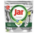 Jar Platinum All in One Lemon kapsule do umývačky riadu 34 kusov