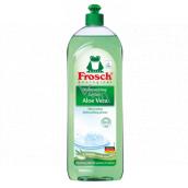 Frosch Eko Aloe Vera Prostriedok na ručné umývanie riadu 750 ml