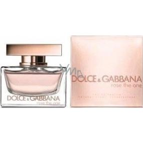 Dolce & Gabbana Rose the One parfémovaná voda pro ženy 75 ml