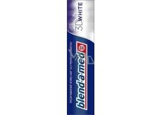 Blend-a-med 3D White zubná pasta 75 ml