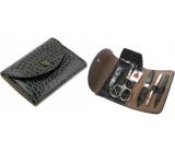 Kellermann 3 Swords Luxusné manikúra 5 dielna Fashion Materials v aktuálnom módnom materiáli 9209PN