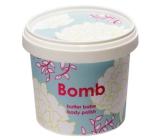 Bomb Cosmetics Máslové děťátko Přírodní tělový peeling ručně vyrobeno 375 g