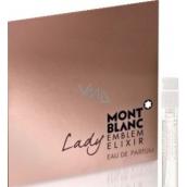 Montblanc Lady Emblem Elixir toaletná voda pre ženy 2 ml s rozprašovačom, vialky