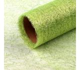 Ditipo Stuha pavučinka tmavo zelená 2 mx 75 mm