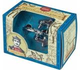 Albi Great Minds Viliam I. Dobyvateľ kovový hlavolam 4,8 x 4,8 x 7,6 cm
