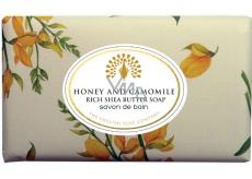 English Soap Vintage Heřmánek Přírodní parfémované mýdlo s bambuckým máslem 200g