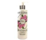 Jeanne en Provence Rose Envoutante - Podmanivá ruža telové mlieko dávkovač 250 ml