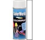 Color Works Colorspray 918517 bílý lesklý alkydový lak 400 ml
