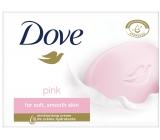 Dove Pink krémové toaletné mydlo 100 g