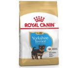 Royal Canin Puppy Yorkshire dog kompletné krmivo špeciálne pre šteňatá plemena yorkšírsky teriér - do 10 měsíců.1,5 kg