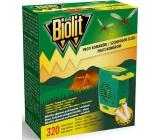 Biolit Proti komárom elektrický odparovač na batérie 1 kus + batérie 2 kusy