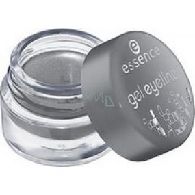 Essence Gél Eyeliner očné linky gélové 05 Miami s Ink 3 ml