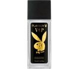 Playboy Vip for Him parfumovaný dezodorant sklo pre mužov 75 ml