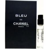 Chanel Bleu De Chanel toaletní voda pro muže 2 ml s rozprašovačem, Vialka