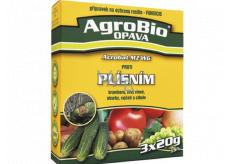 AgroBio Acrobat MZ WG přípravek proti plísním - plíseň bramborová 3x20g  O8247-01A 10/2020