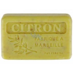NeoCos Citron prírodné, bio, z Provence, Marseillské mydlo s bambuckým maslom 125 g