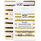 AQC Fragrances Pure Magnetism Gold Elegance toaletná voda pre ženy 20 ml
