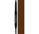 Dermacol Eyebrow Perfector Automatic ceruzka na obočie s kefkou 02 3 g