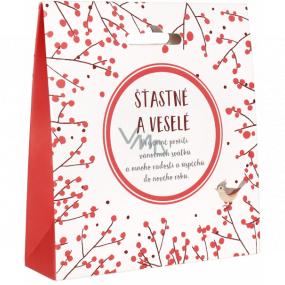 Albi Vianočný čaj ovocný sypaný v krabičke Šťastné a veselé 50 g