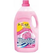 Woolite Extra Delicate Protection tekutý prací prostriedok na pranie jemnej a vlnenej bielizne 75 dávok 4,5 l