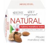 Bion Cosmetics Mandle original natural výživný mandľový krém veľmi suchá a citlivá pleť 51 ml