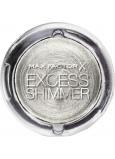 Max Factor Excess Shimmer Eyeshadow gelové oční stíny 05 Crystal 7 g