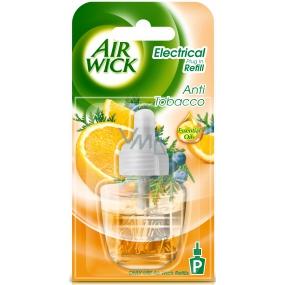 Air Wick Anti Tabac elektrický osvěžovač náhradní náplň 19 ml