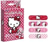 Hello Kitty Náplasti sterilné pre deti 20 kusov