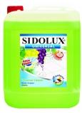 Sidolux Universal Zelené hrozno umývací prostriedok na všetky umývateľné povrchy a podlahy 5 l