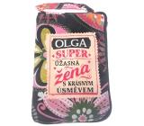 Albi Skladacia taška na zips do kabelky s menom Olga 42 x 41 x 11 cm