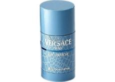 Versace Eau Fraiche Man dezodorant stick pre mužov 75 ml