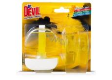 Dr. Devil Lemon Fresh 3v1 Wc záves 3 x 55 ml