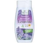 Bion Cosmetics Levanduľa & Panthenol, Keratín relaxačné sprchový gél 250 ml