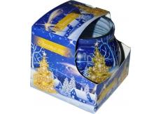 Admit Christmas Tree aromatická sviečka v skle 80 g