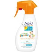 Astrid Sun OF30 rodinné mlieko na opaľovanie 300 ml sprej