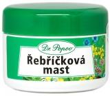 Dr. Popov Řebříčková mast na rozpraskanou kůži, štípnutí hmyzem, opruzeniny, hemeroidy, akne 50 ml