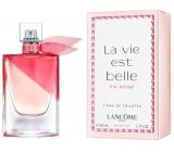 Lancome La Vie Est Belle En Rose toaletná voda pre ženy 50 ml