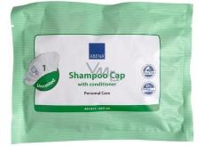 Abena Koupací čepice s obsahem šamponu a kondicionéru