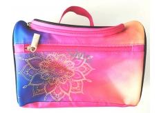 Albi Original Cestovní kosmetický kufřík Mandala24 cm x 16 cm x 13 cm