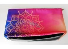 Albi Original Kozmetická taška veľká Mandala 33 cm × 19 cm × 9 cm