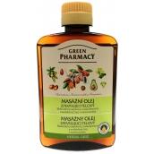 Green Pharmacy Spevňujúci telový a masážny olej 200 ml