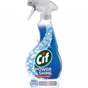 Cif Power & Shine Kúpeľňa tekutý čistiaci prípravok 500 ml rozprašovač