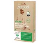 Joanna Sensual Vegan depilačné pásiky na telo 12 kusov
