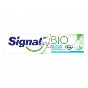 Signal Bio Natural Whitening bieliaca zubná pasta 75 ml