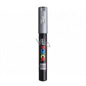 POSCO Univerzálny akrylátový popisovač 0,7 mm Strieborná