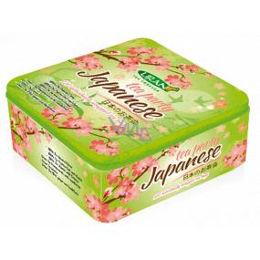 Liran Japonský sád zelené a biele čaje darčekové balenie 120 g
